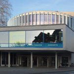 Das moderne Theater in Muenster