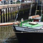 Museumssschiff in Buxtehude