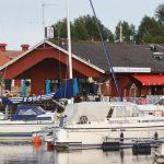 Åmål Hafen-Panorama