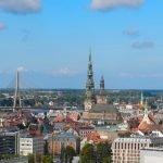 Riga Stadtpanorama