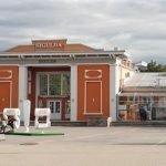 Sigulda Bahnhof