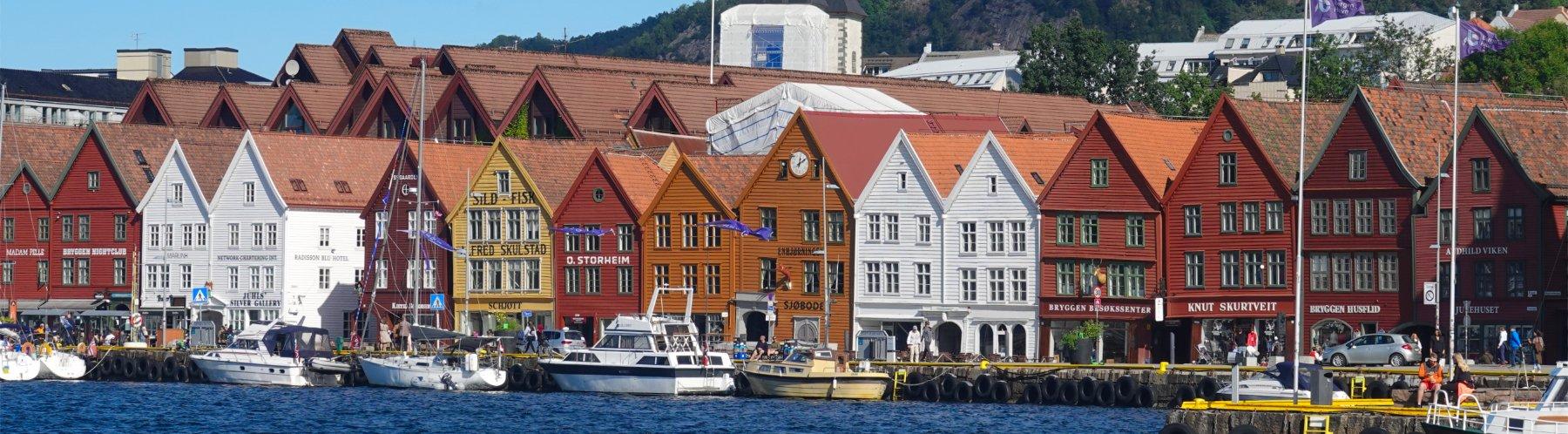 Hanseviertel Bergen